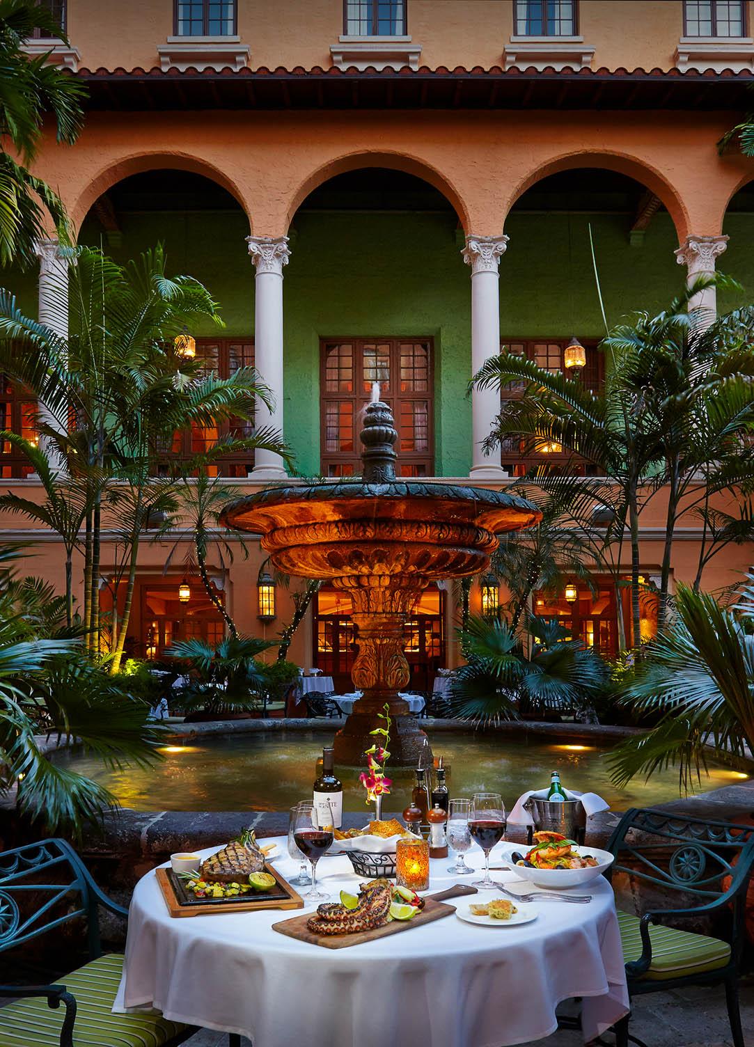 Fontana restaurant photo