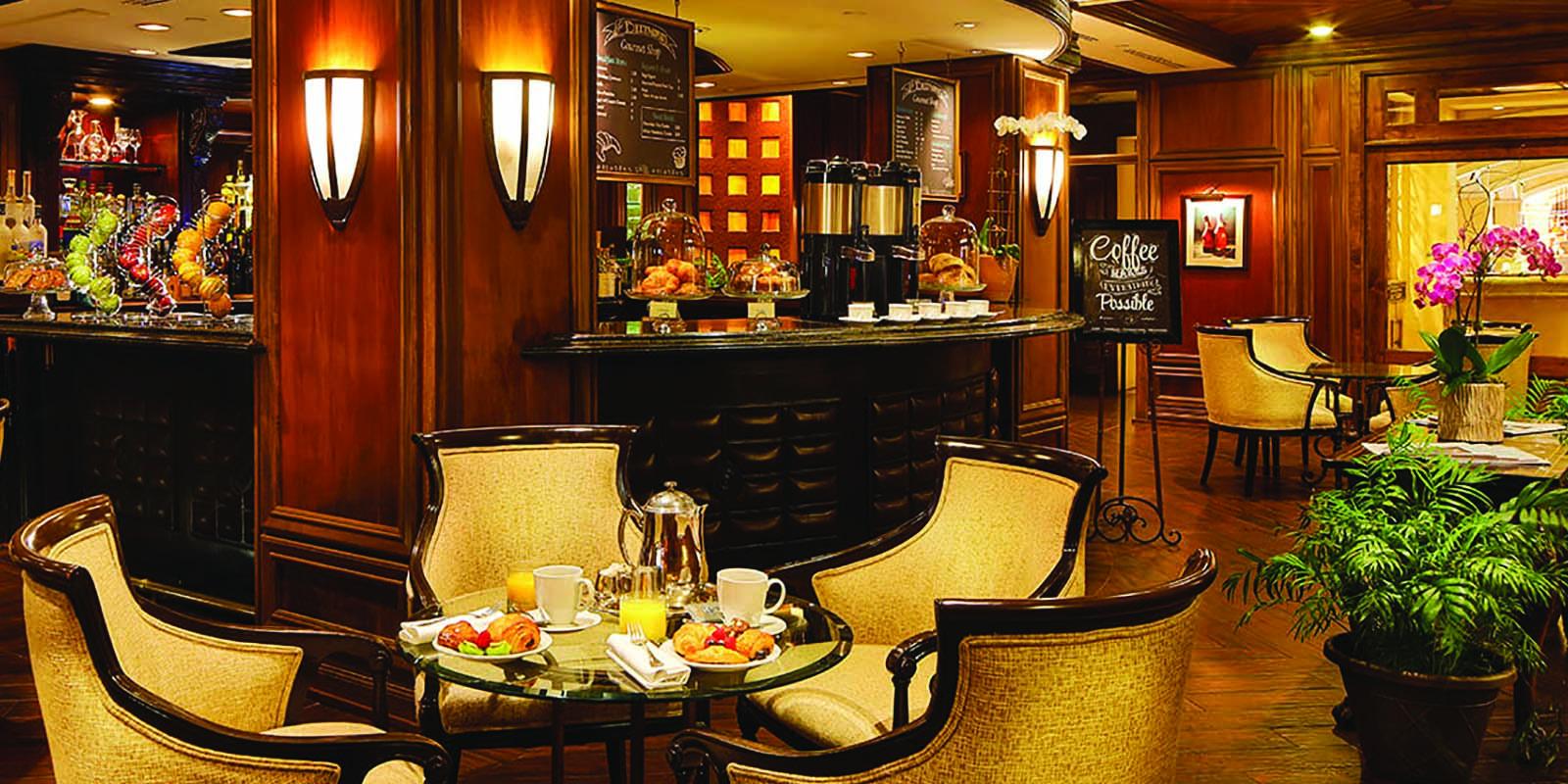 Cellar Club Coffee shop