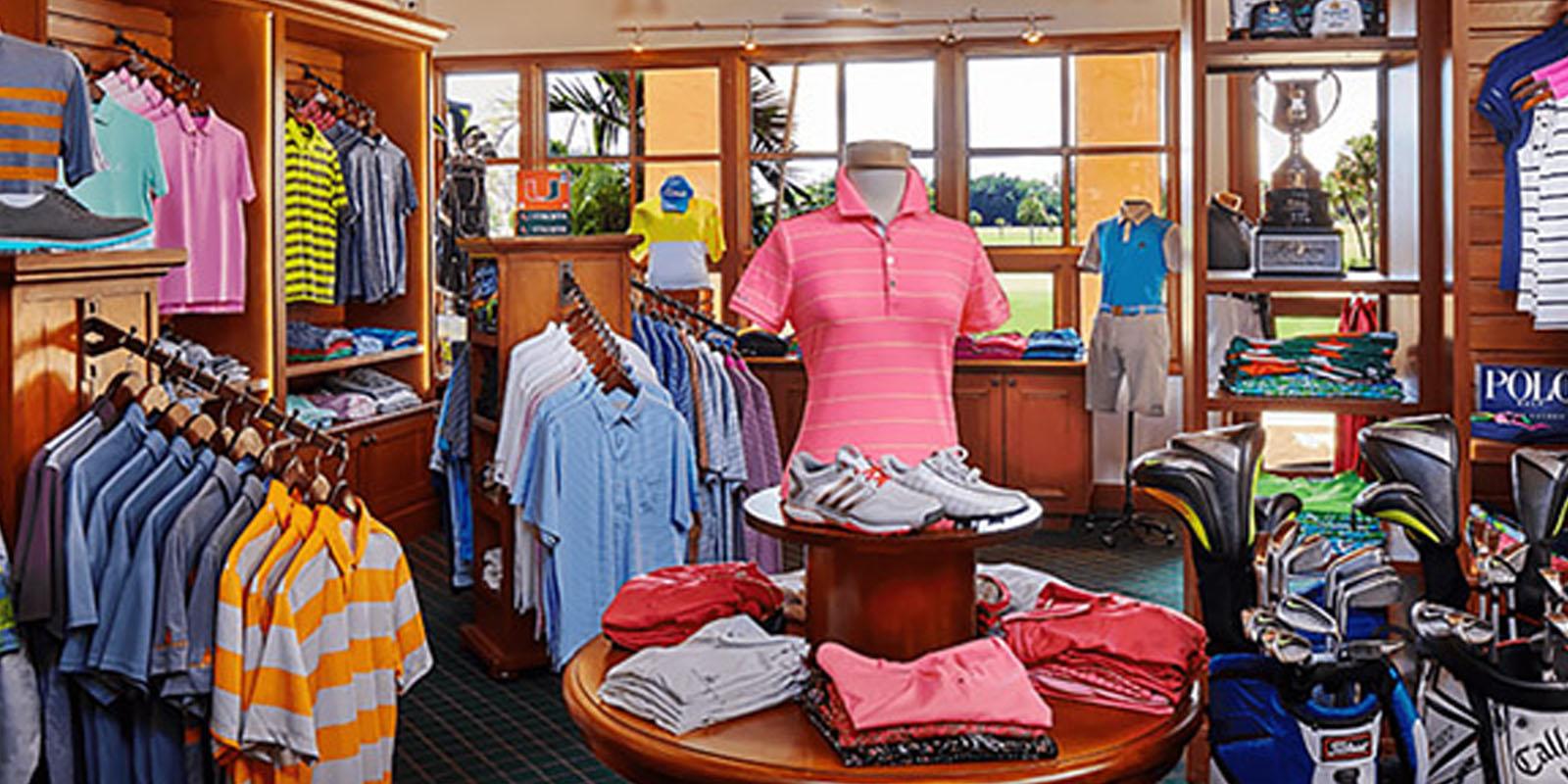 The Biltmore Golf Shop