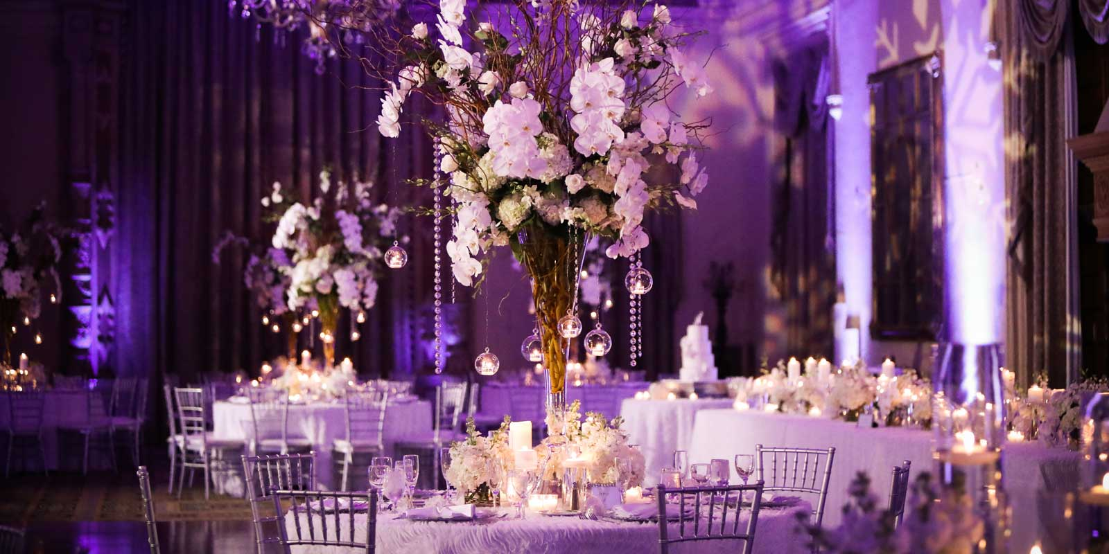 Plan your next Reception at the Biltmore