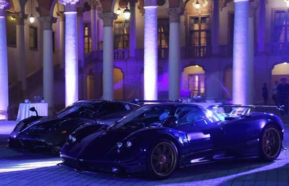 Exotic Car Photo Shoot
