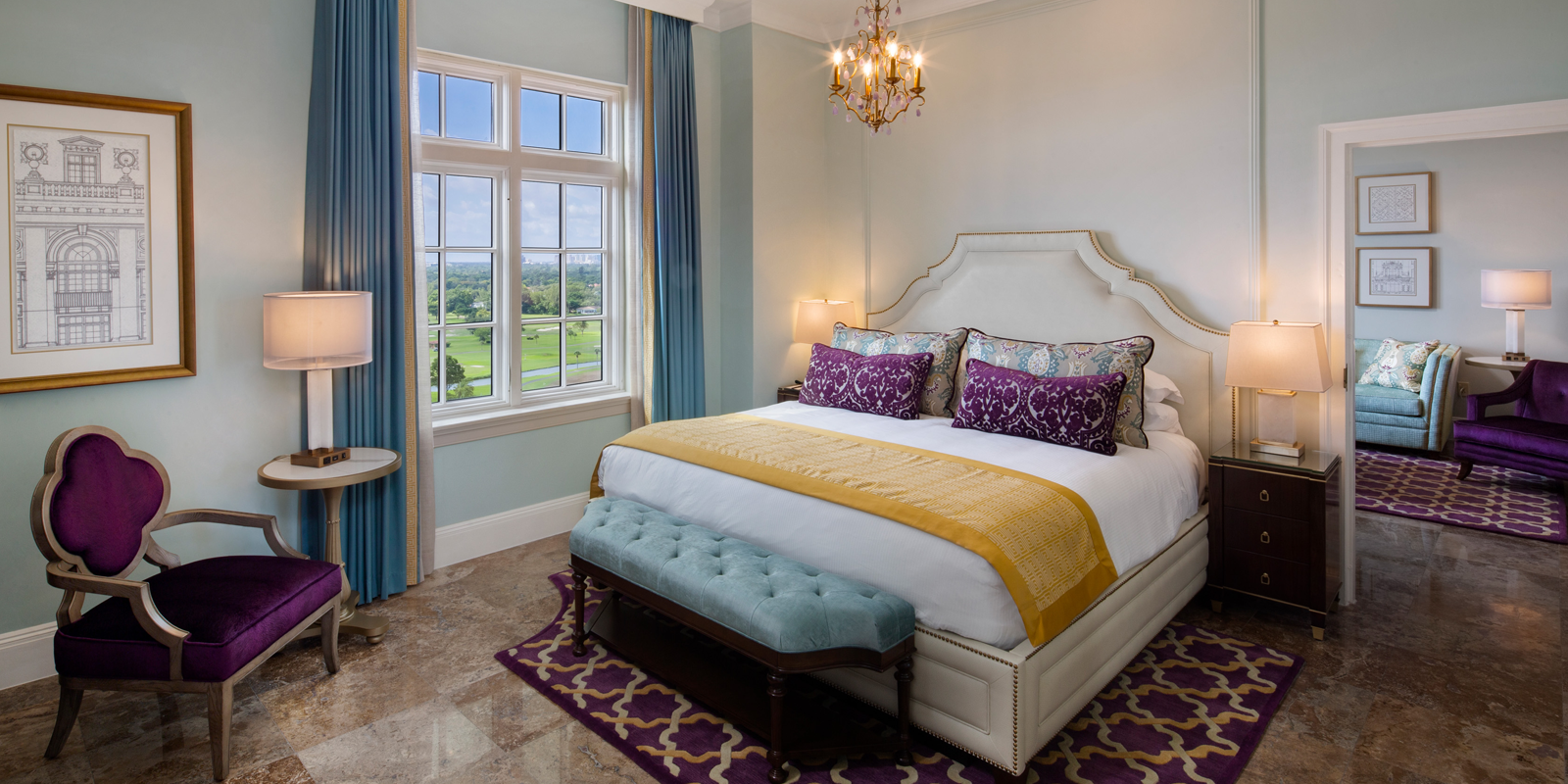 Stay in a Biltmore suite for your special wedding day