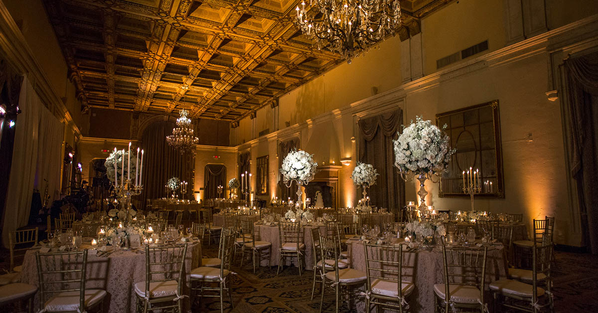 Alhambra Ballroom – Photo by Dolce