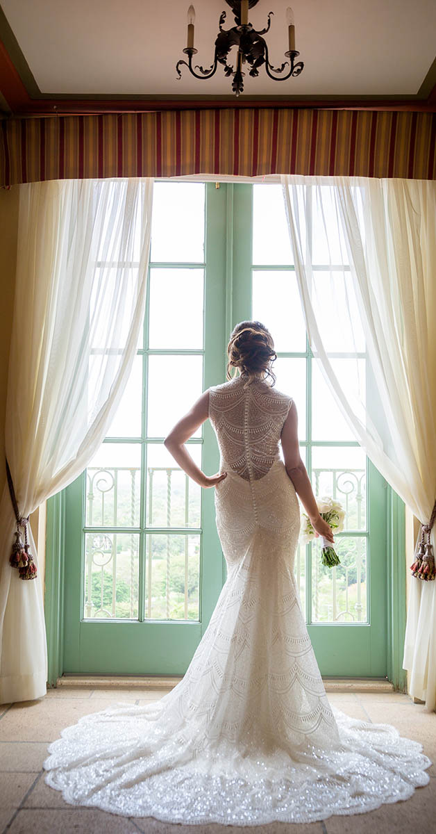 Bridal Portrait – Photo by Dolce