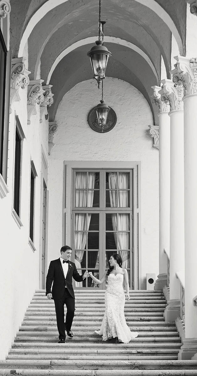 Bride & Groom – Photo by PS Photography