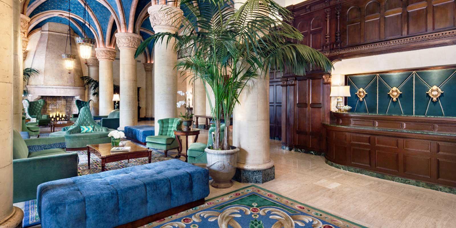 Biltmore Hotel Lobby
