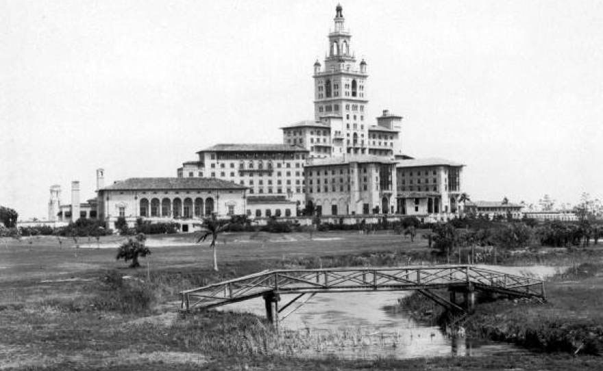 Biltmore Coral Gables is Built