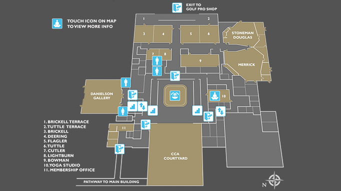 Conference Center 1st Floor Plan