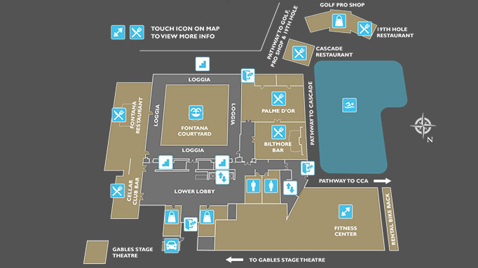 Meetings and events floor plans