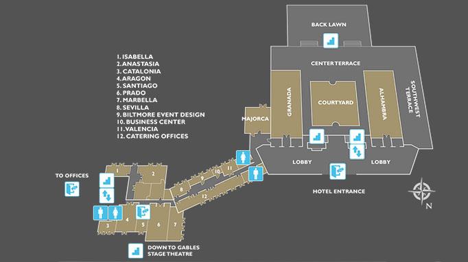 Main Lobby 360 Floor Plan