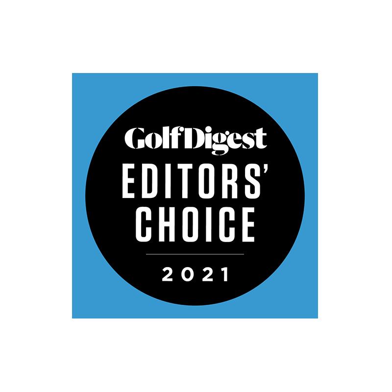 Golf Digest Editors Choice 2021 logo