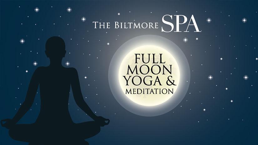 Full Moon Yoga and Meditation